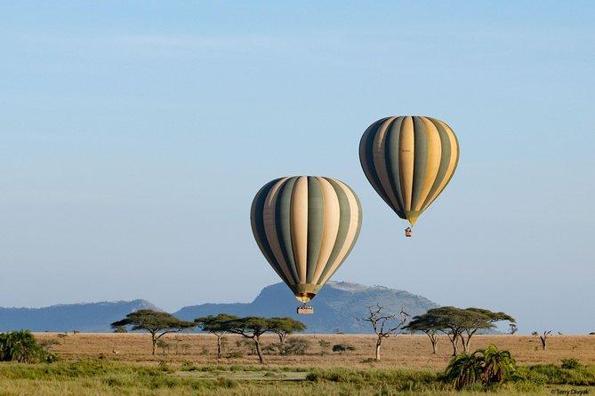 3 Days Masai Mara Balloon with Drive Safari in Kenya
