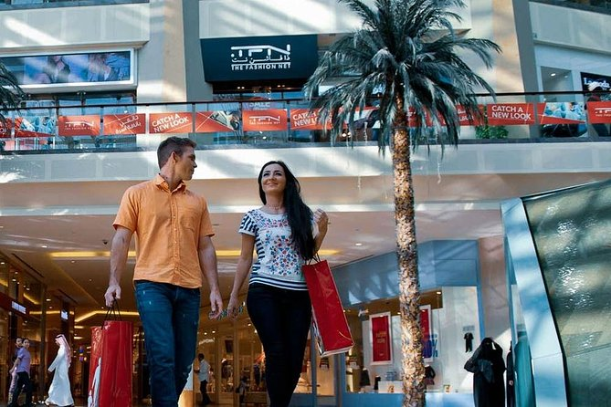 Dubai Shopping tour (Kids friendly )