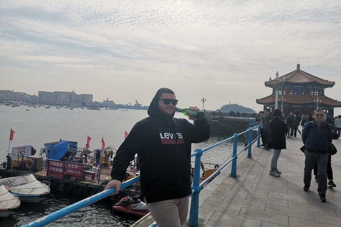 Qingdao private half day tour with Tsingdao Beer Lunch photo 3