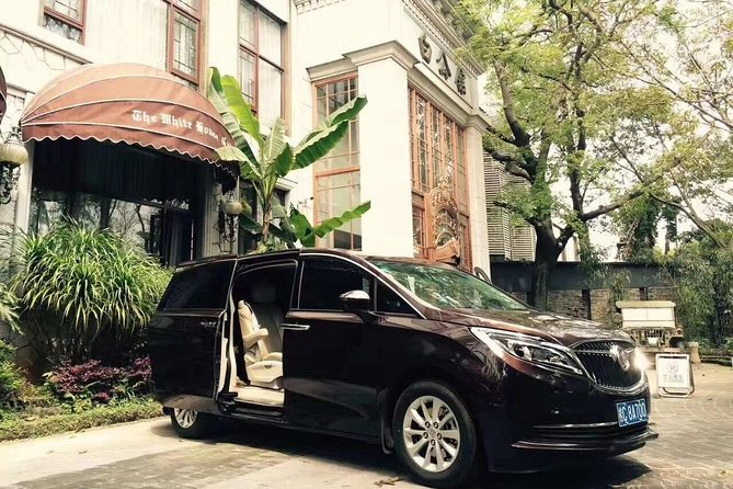Private Transfer from Shanghai Hotel to Shanghai Wusongkou Cruise Port