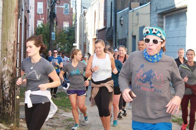 Philadelphia Highlights Running Tour