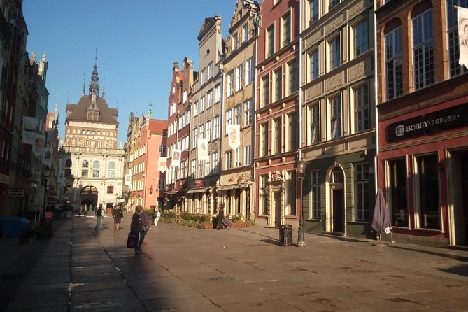 Gdansk Sopot & Gdynia private day trip by bus led by local guide