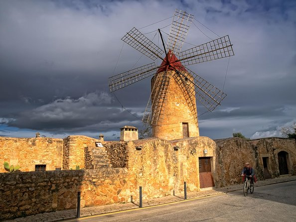 Self-drive Tour: Windmills, legends and charming villages