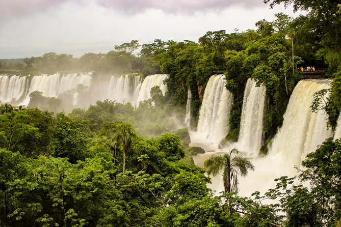 Overnight Private Tour to Iguazú Falls