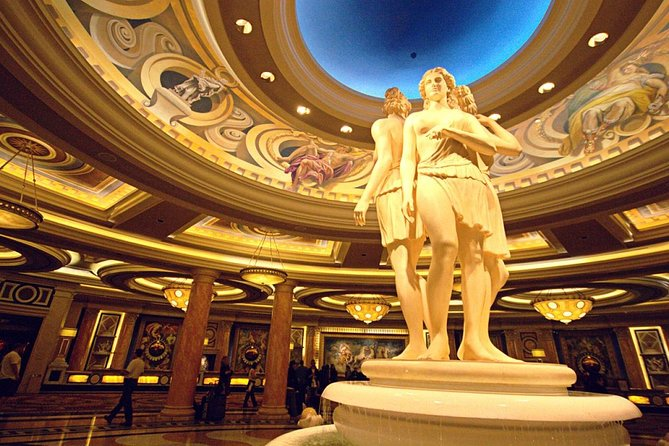 Las Vegas Strip Walking Tour