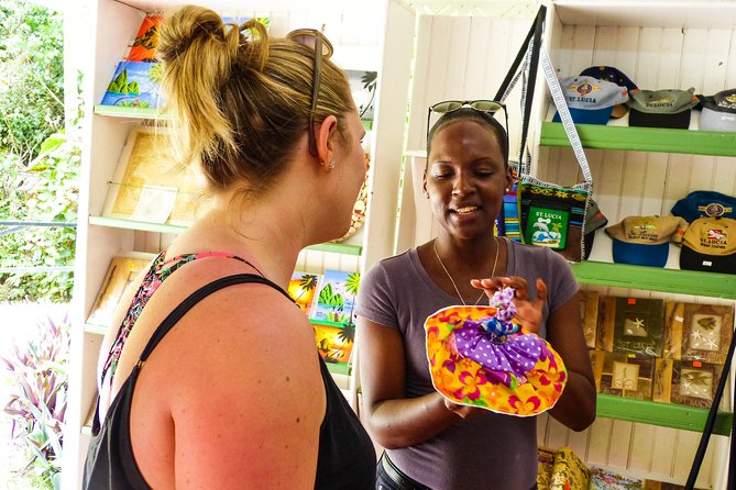 Shopping Spree in St Lucia photo 1