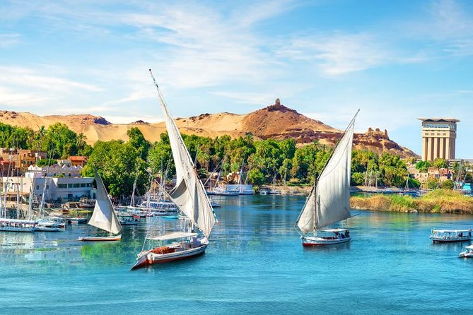 hot air balloon,kings valley,sailing felucca,city tour,camel ride.5 tours.luxor photo 10