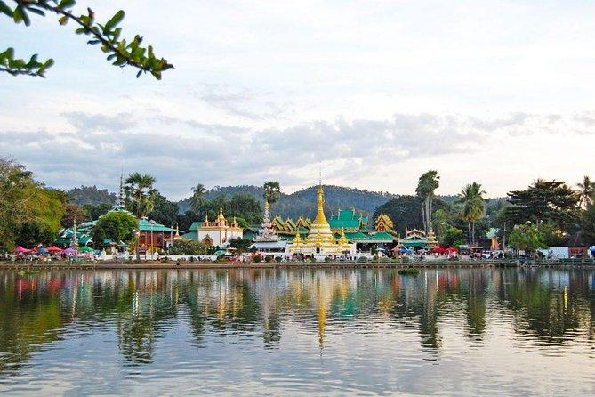 3 day trip Mae Hong Son - Pai from Chaingmai ( The hidden charms )