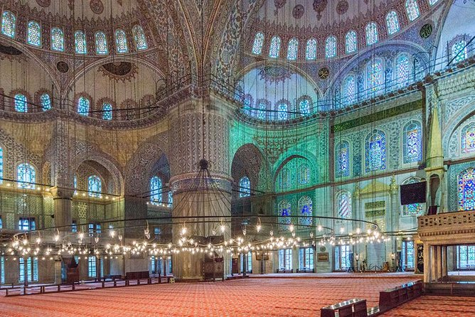 Istanbul Classic & Ottoman Relics Tour ( Full Day )