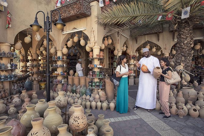 Oman Interior Cultural Day Trip