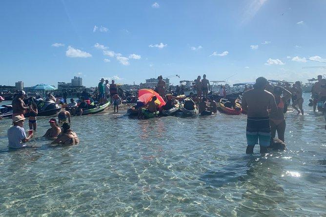 Sandbar Kayaking