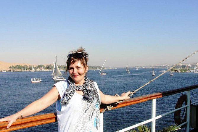 2 nights luxor and Aswan on Nile cruise board includes tours from hurghada photo 12