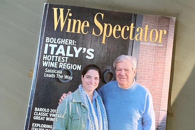 Bolgheri Wine Experience Tour