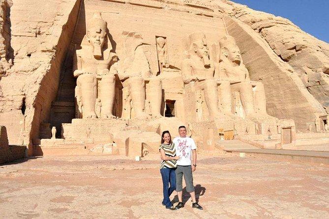 4-Days Luxor,Aswan, Sound and Light Show,felucca,balloon,abu simbel from Cairo