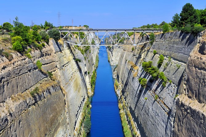 CORINTH CANAL- ZULU BUNGY (price is for 1 MINIVAN, up to 7 passengers) photo 7
