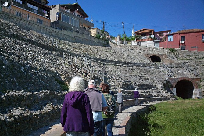 Durres and Cape of Rodon in a Day-Tour from Tirana