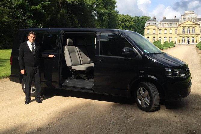 Transfer Charleroi Airport to Brussels (1-8 Pers) Price per vehicle