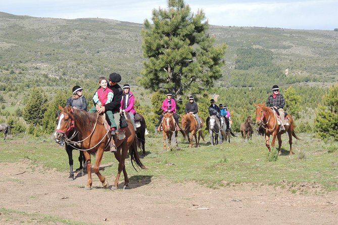 Horseback Riding with Asado in San Carlos de Bariloche, Argentina