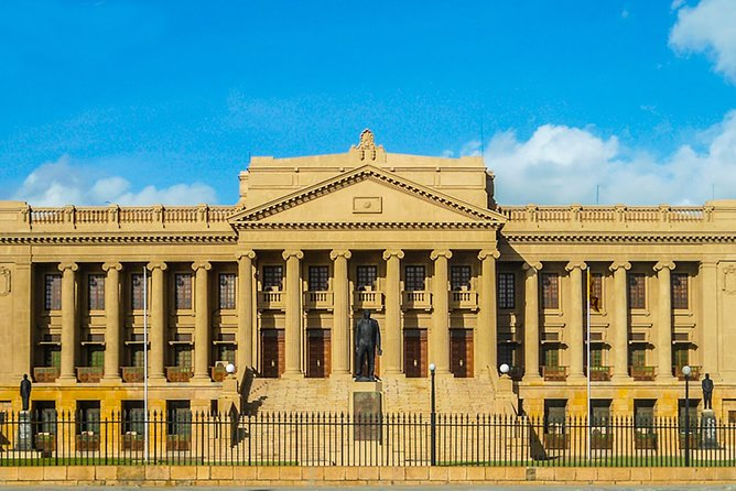 Old Paliament, Colombo