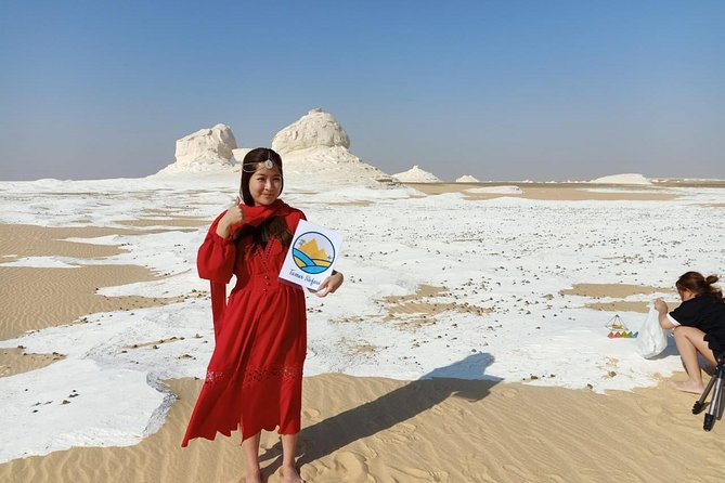 White Desert and Bahariya Oasis Tour 4 Days photo 4