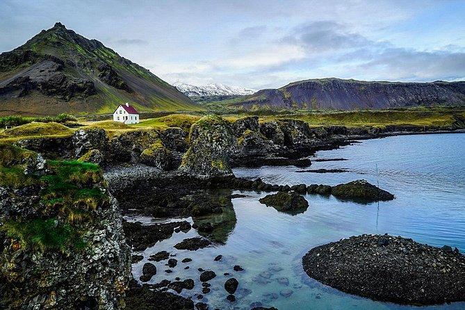 Private Day tour | Snæfellsnes Peninsula | Kirkjufell Mountain & Snæfellsjokull