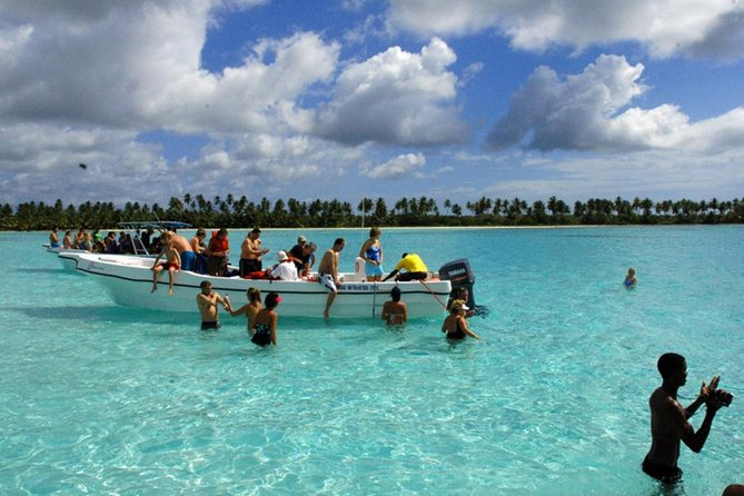 Saona Island Private Tour with 3 different Beaches for Small Groups