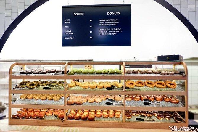Melbourne Sights & Food Tour