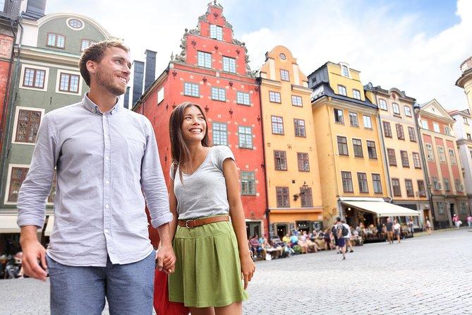 Stockholm's Old Town Walking Tour