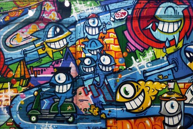 Walking Tour Graffiti