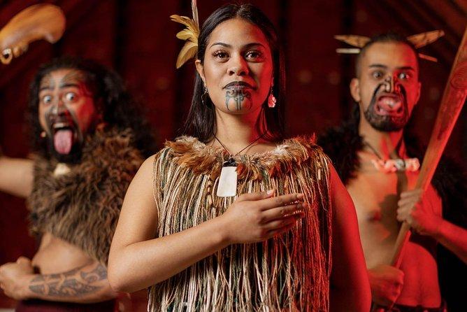Ingresso para o Museu de Auckland, incluindo Apresentação Cultural Maori