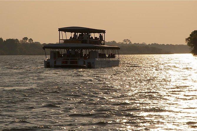 Luxury Dinner Cruise on the Zambezi river