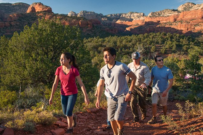 Touch the Earth Vortex Jeep Tour of Sedona