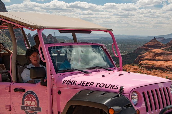 Scenic Sedona Adventure Jeep Tour photo 3