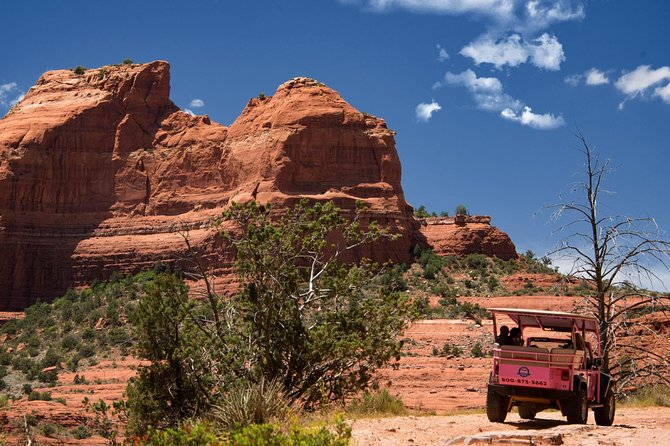 Scenic Sedona Adventure Jeep Tour photo 8