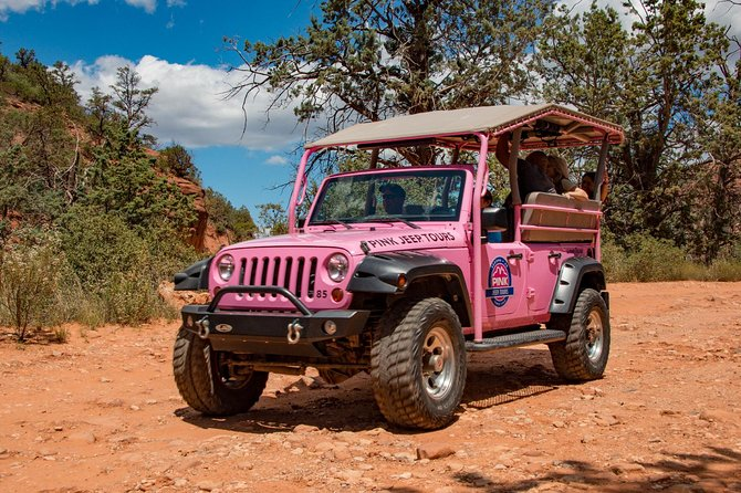 Scenic Sedona Adventure Jeep Tour photo 7
