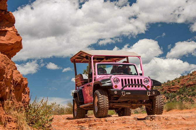 Scenic Sedona Adventure Jeep Tour photo 6