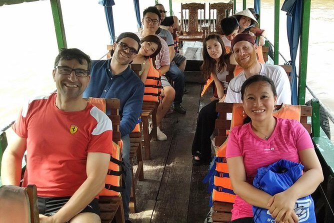 Luxury group tour Mekong My tho - Ben Tre 1day