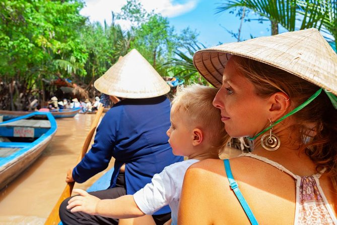 4D3N Explore Ho Chi Minh City: My tho, Cu Chi Tunnels & Local Food Experience