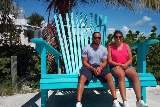 The Best Providenciales Island Tour Experience w / Lunch & Drinks Included