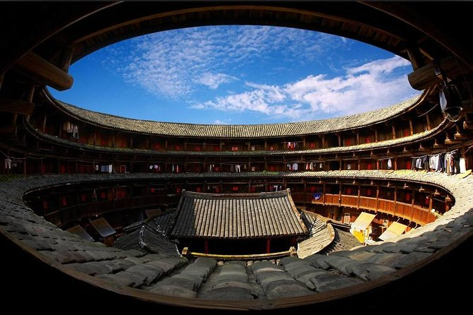 Tour Guide and Car: Private Day Tour to Gaobei Tulou and Yunshuiyao Village