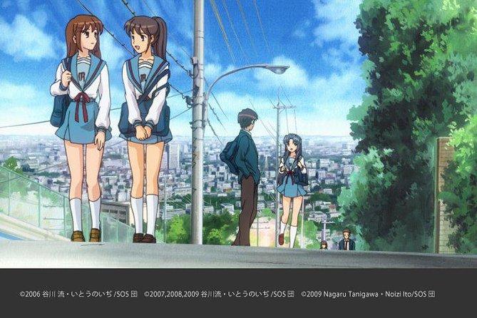 Private Tour - Anime Tourism:
