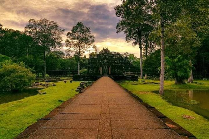 1 Day to Angkor Wat Small Circle ( Angkor Wat, Bayon & Ta Promh ) till Sunset photo 8