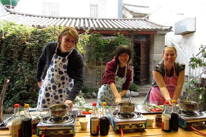 Yunnan specialty cooking class