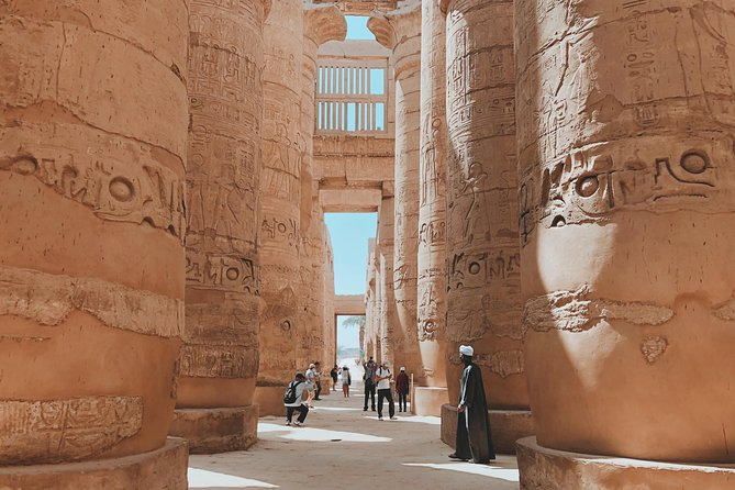 Luxor Must see Attractions Tour From El Gouna