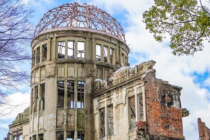 Private Tour - Introducing all of Hiroshima city in one day!