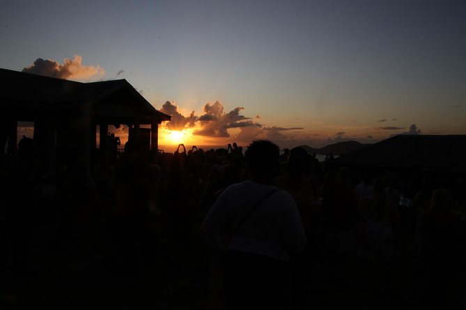 Shirley Heights Sunset & Reggae Heights Party