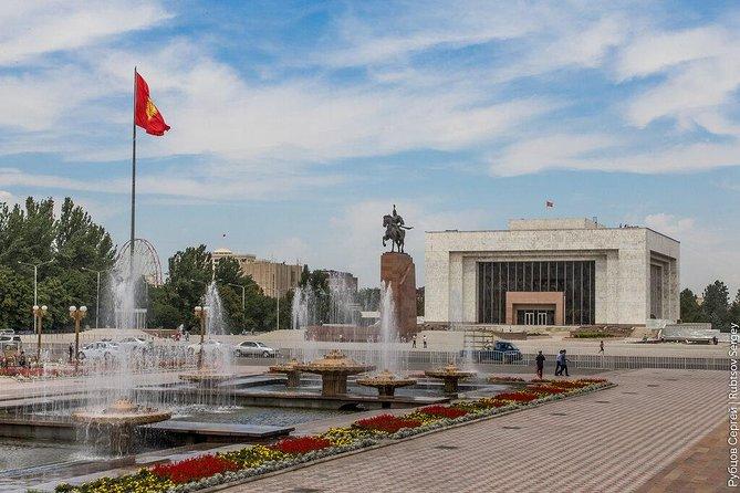 Kazakhstan, Kyrgyzstan and Uzbekistan (13d12n)