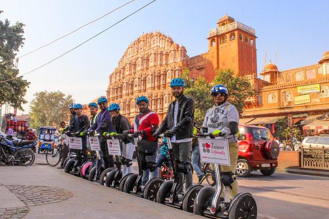 Jaipur At Dawn Heritage Tour