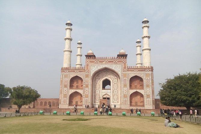 Same Day/overnight Trip To Taj Mahal