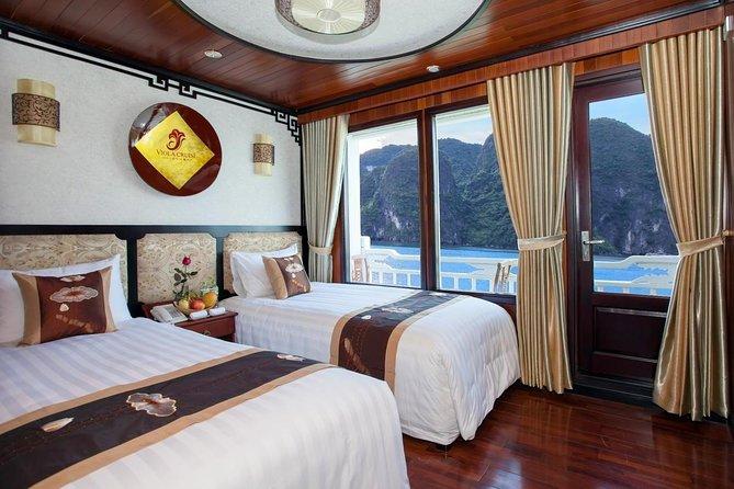 Viola Cruise - Bai Tu Long Bay 2 Days 1 Night (4,5 star)